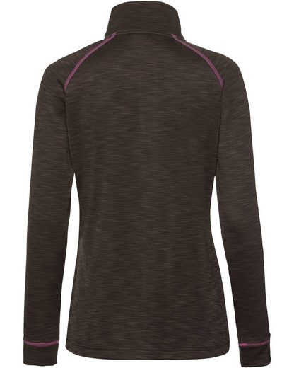 Parforce Damen Troyer-Sweatshirt Activa