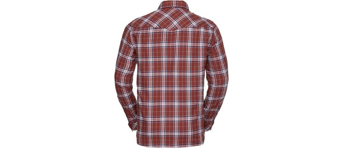 Vaude Hemd Men's Algund LS Shirt Ausgezeichnete Günstig Online Kaufen Online-Outlet Freies Verschiffen Truhe Finish YejKstA
