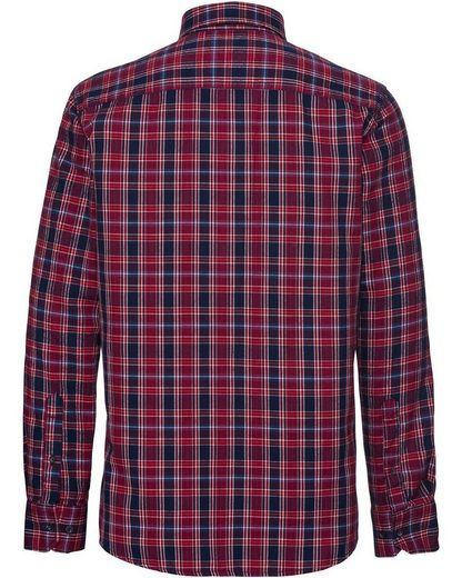 Commander Flannel Check Shirt