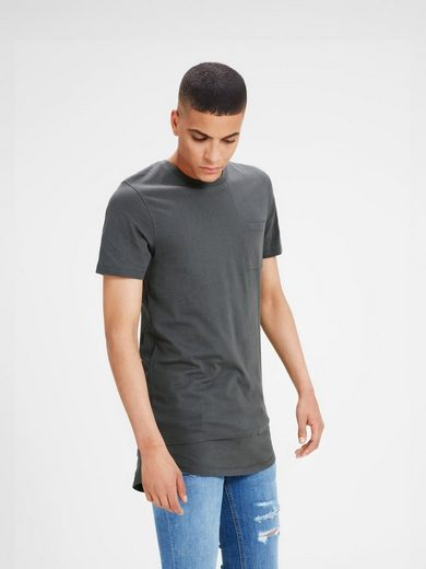 Jack & Jones Einfarbiges Regular Fit T-Shirt