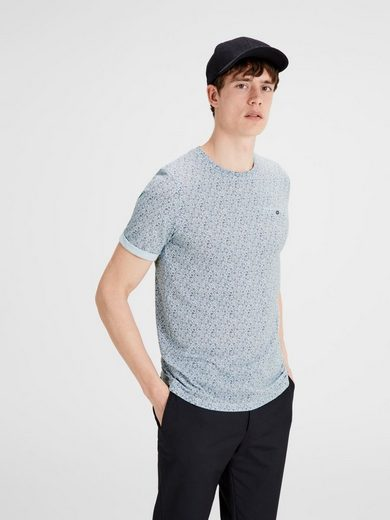 Jack & Jones Blumiges T-Shirt