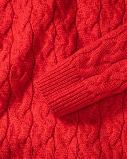 Aigle Pullover Cableknit