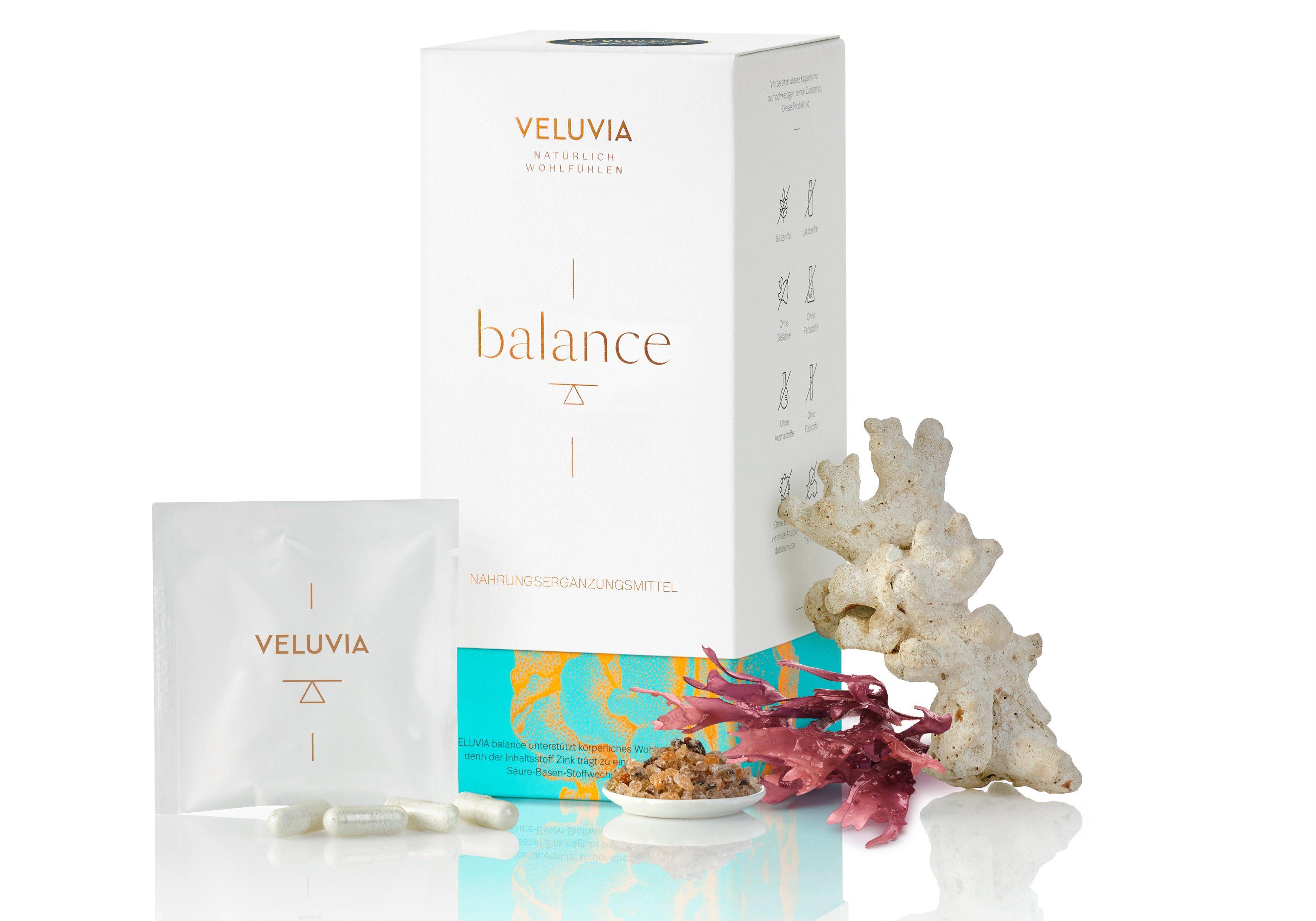 Veluvia Nahrungsergänzung Balance 30er-Set