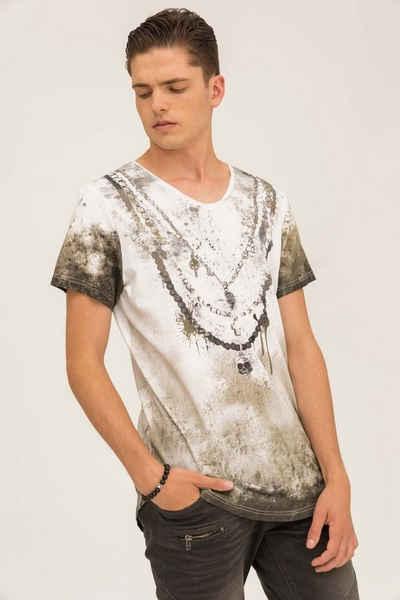 trueprodigy T-Shirt »Chain Vintage« Sale Angebote Jämlitz-Klein Düben