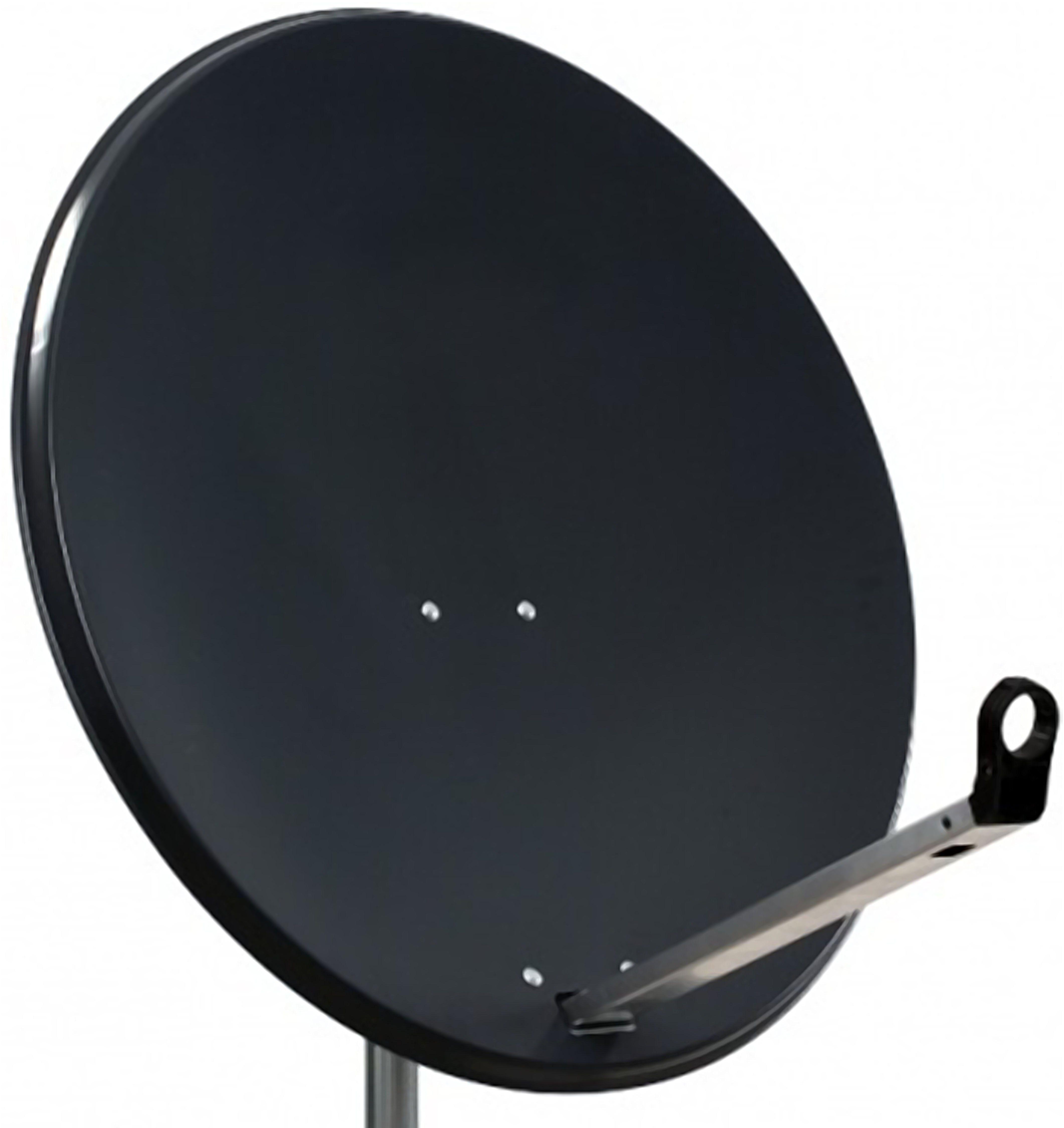 Maximum Parabolantenne, 80 cm SAT-Spiegel »80 cm Sat Dish Solution«