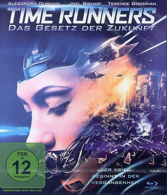 EuroVideo Time Runners - Das Gesetz der Zukunft »Blu-ray«