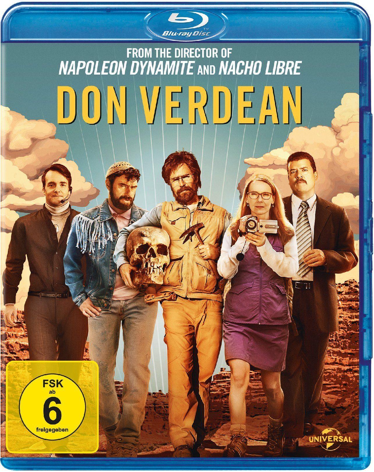 Universal Don Verdean »Blu-ray«