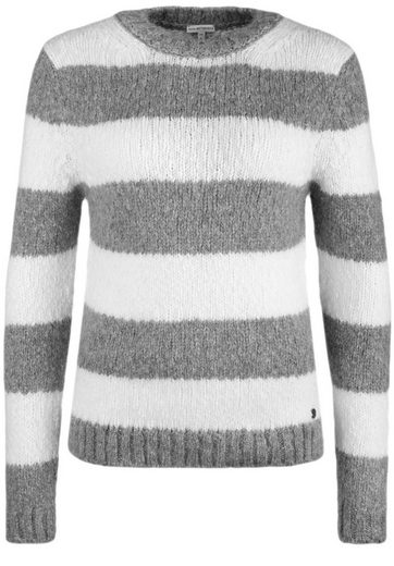 Better Rich Strickpullover CREW STRIPE