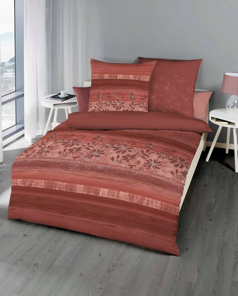 bettw sche kaeppel samira mit floralem muster otto. Black Bedroom Furniture Sets. Home Design Ideas