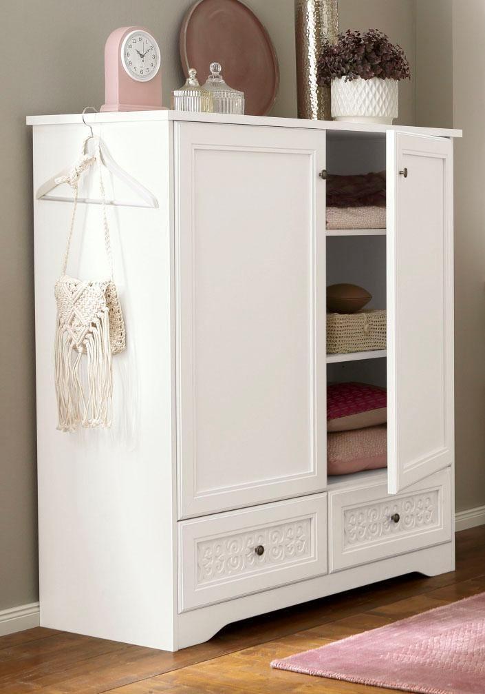 40 sparen home affaire w scheschrank lucy nur 269 99 cherry m bel otto. Black Bedroom Furniture Sets. Home Design Ideas