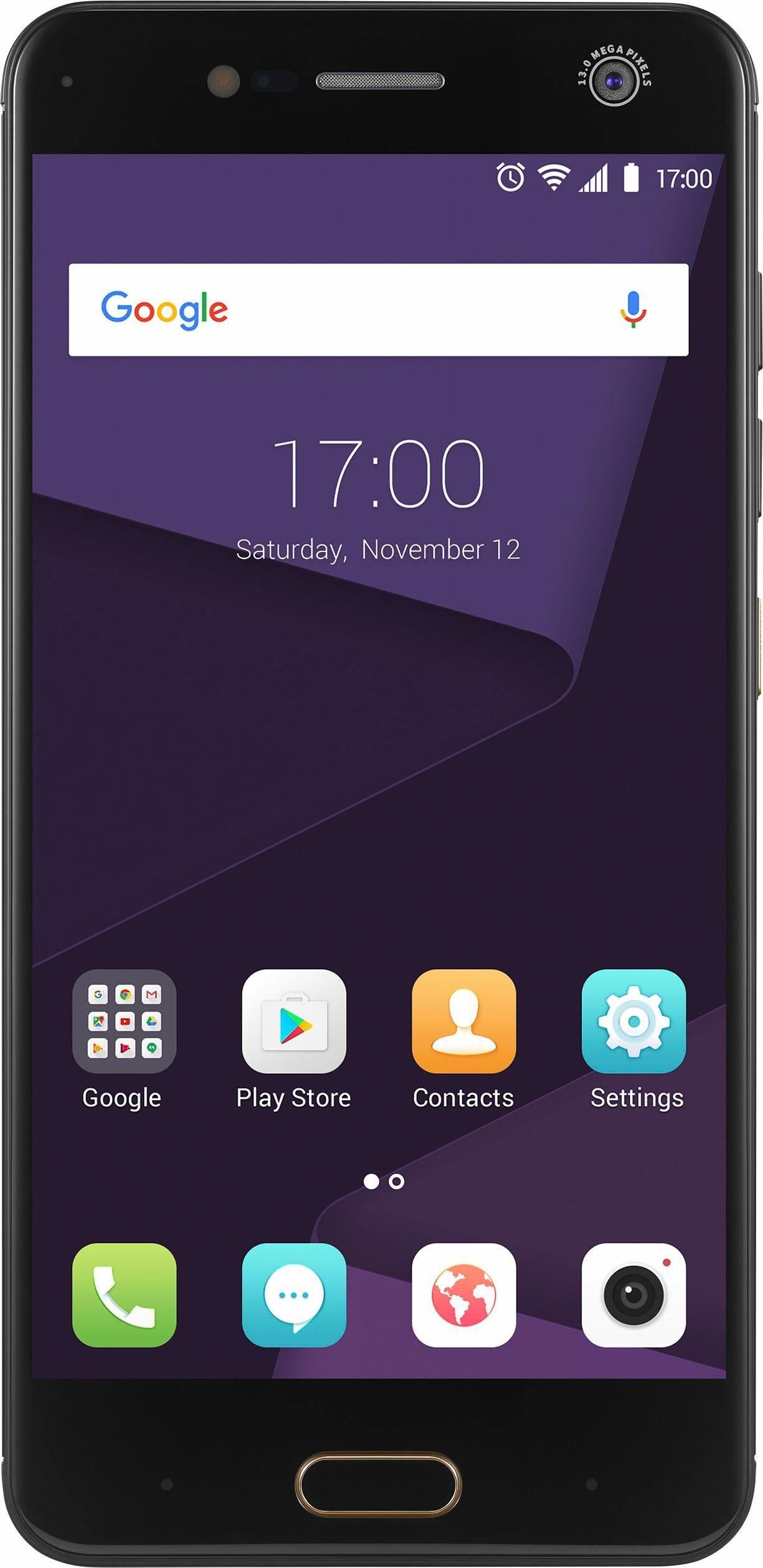 ZTE Blade V8 64GB Smartphone (13,2 cm/5,2 Zoll, 64 GB Speicherplatz, 13 MP Kamera)