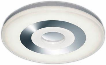 TRIO Leuchten LED Deckenleuchte »SHAOLIN«