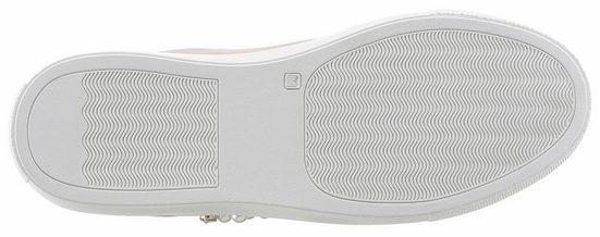 Dockers by Gerli Sneaker, mit angesagter Perlenverzierung