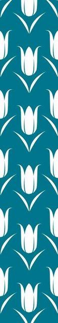 Fototapete Rasch  Tulpen türkis bunt,mehrfarbig | 04000441890167