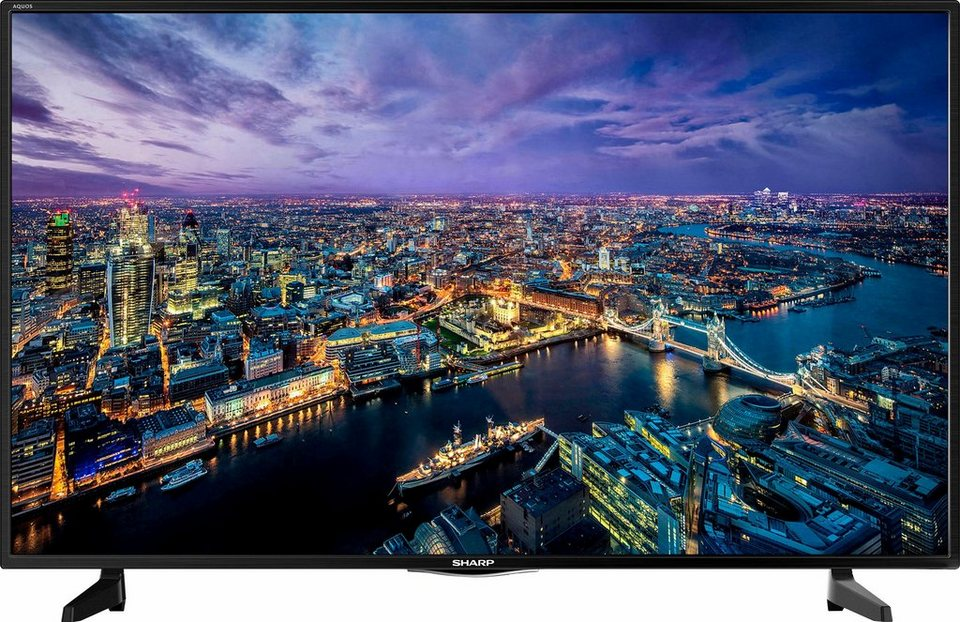 sharp lc 40fg5342e led fernseher 102 cm 40 zoll full hd smart tv online kaufen otto. Black Bedroom Furniture Sets. Home Design Ideas