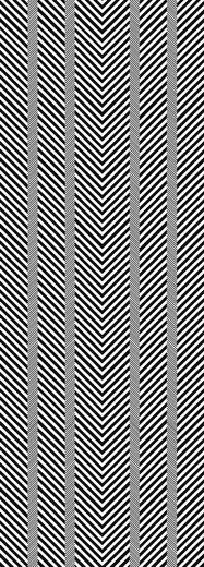 Fototapete »schwarz-weiß«, grafisch, FSC®
