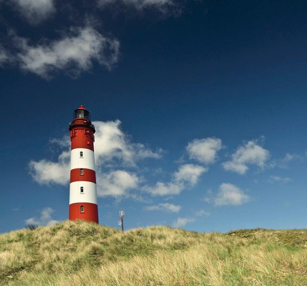 Fototapete, Rasch, »Leuchtturm«