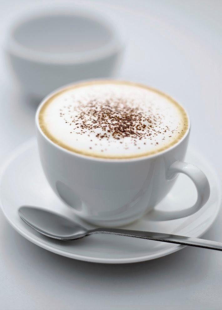 Fototapete, Rasch, »Cappuccino«