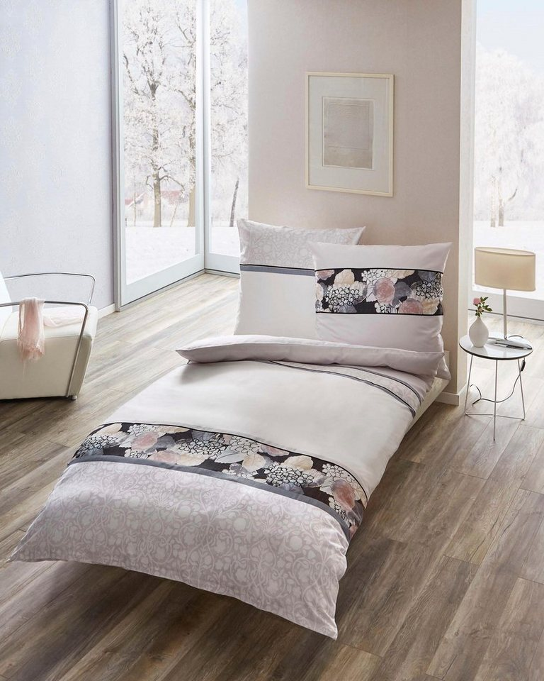 Bettwäsche »Ylvie«, Kaeppel, mit Blüten Motiven versehen online ...