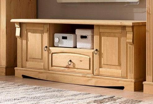 Home affaire Lowboard »Anna«, Breite 140 cm