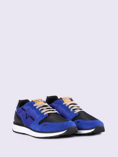 Diesel RV Sneaker, im stylischen Materialmix