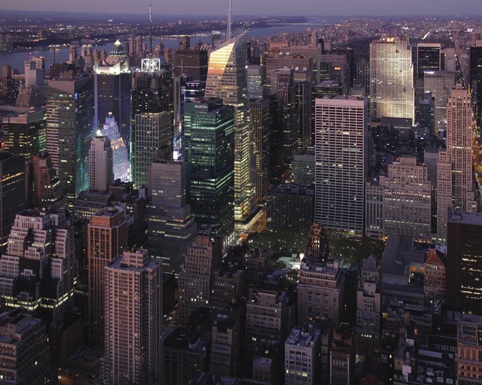 Fototapete, Rasch, »New York« - broschei