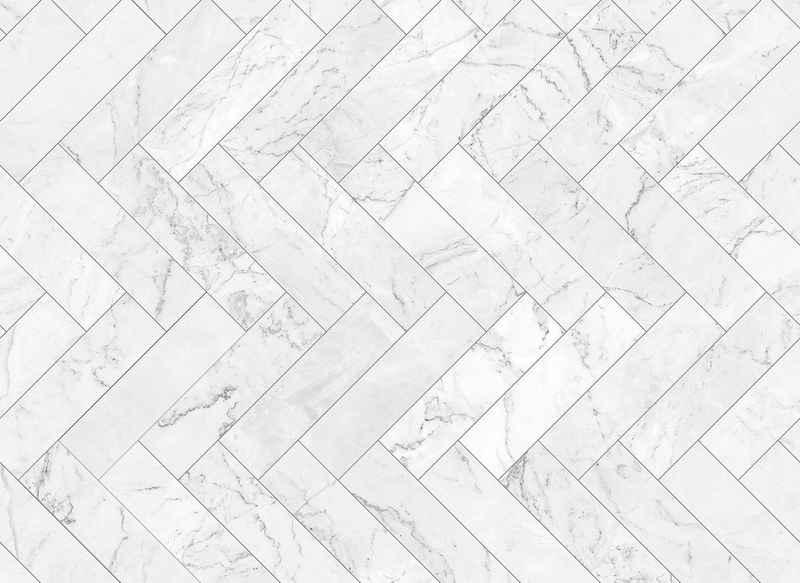 living walls Fototapete »Designwalls Marble Tiles«, glatt, (5 St)