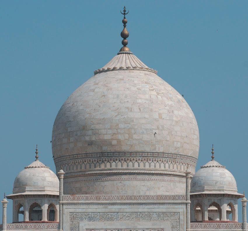 Fototapete, Rasch, »Taj Mahal«