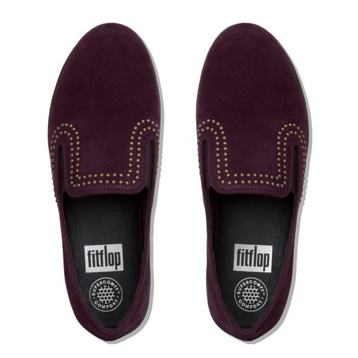 Fitflop SUPERSKATE WITH STUDS Slipper