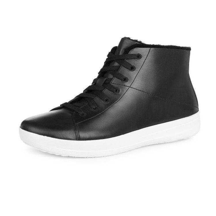 Fitflop F-SPORTY HIGH-TOP Sneaker online kaufen  schwarz