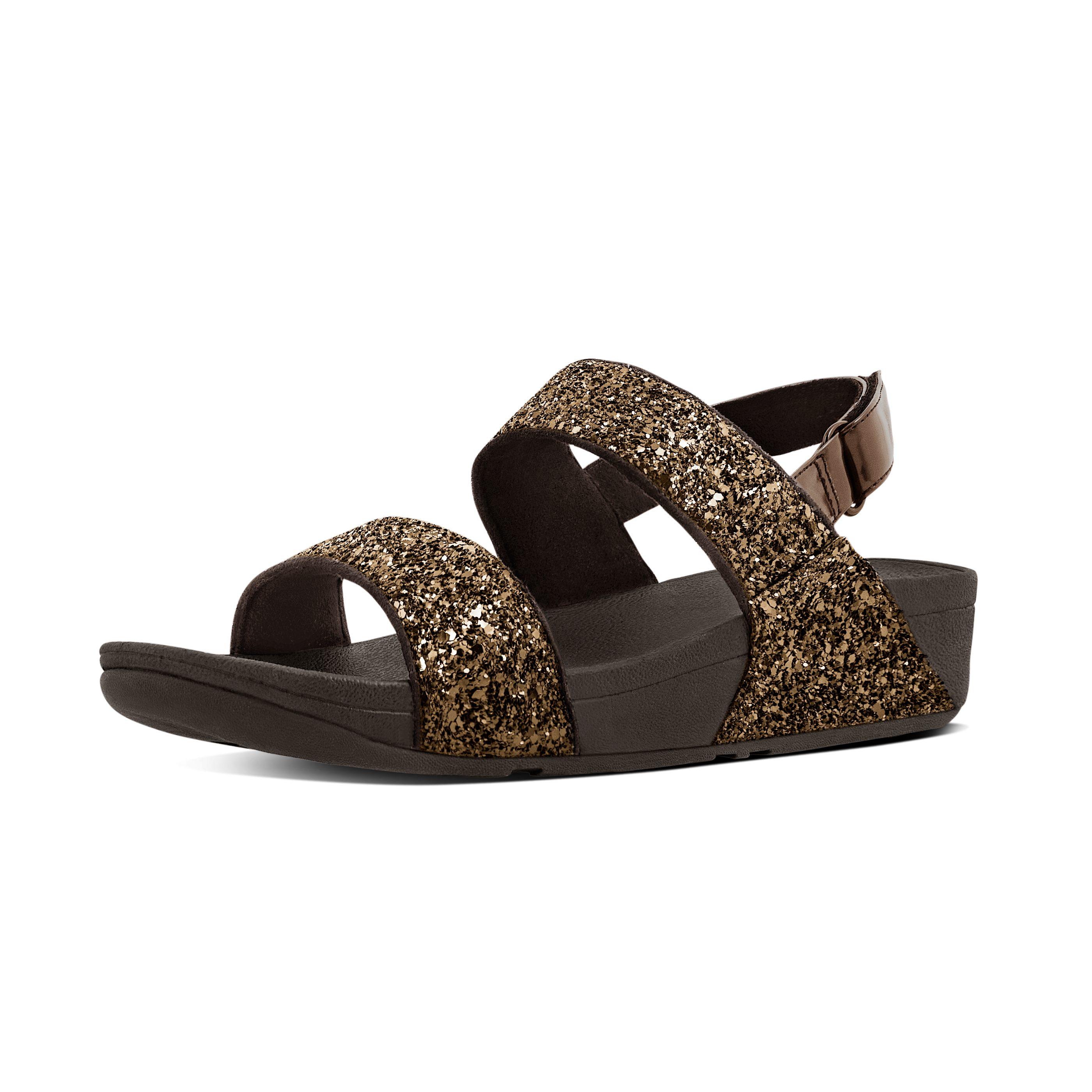 Fitflop GLITTERBALL Sandale online kaufen  bronzefarben