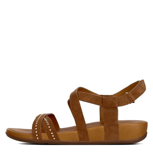 Fitflop LUMY CRISS CROSS SANDALS WITH STUDS Sandale