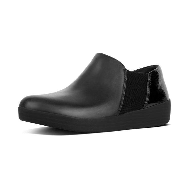Fitflop SUPERCHELSEA SLIP-ONS Ankleboots kaufen  schwarz