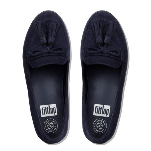 Fitflop TASSEL BOW SNEAKERLOAFER Slipper