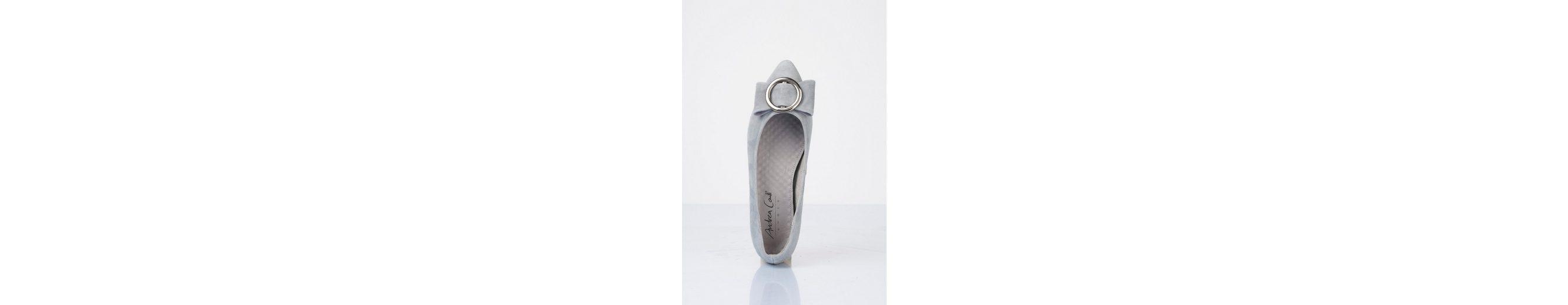Shop-Angebot Verkauf Online Rabatt Neueste Andrea Conti Ballerina mit Schleifen-Applikation 8JQU9