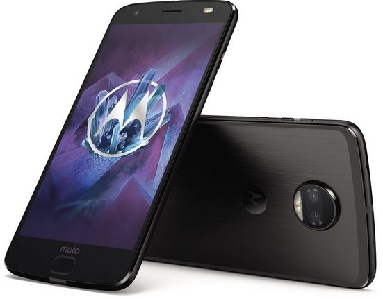 Motorola Moto Z2 Force »Smartphone«