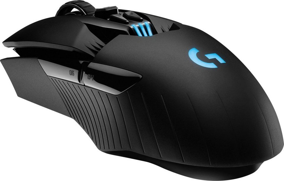 logitech games logitech g903 lightspeed kabellose gaming maus gaming maus online kaufen otto. Black Bedroom Furniture Sets. Home Design Ideas