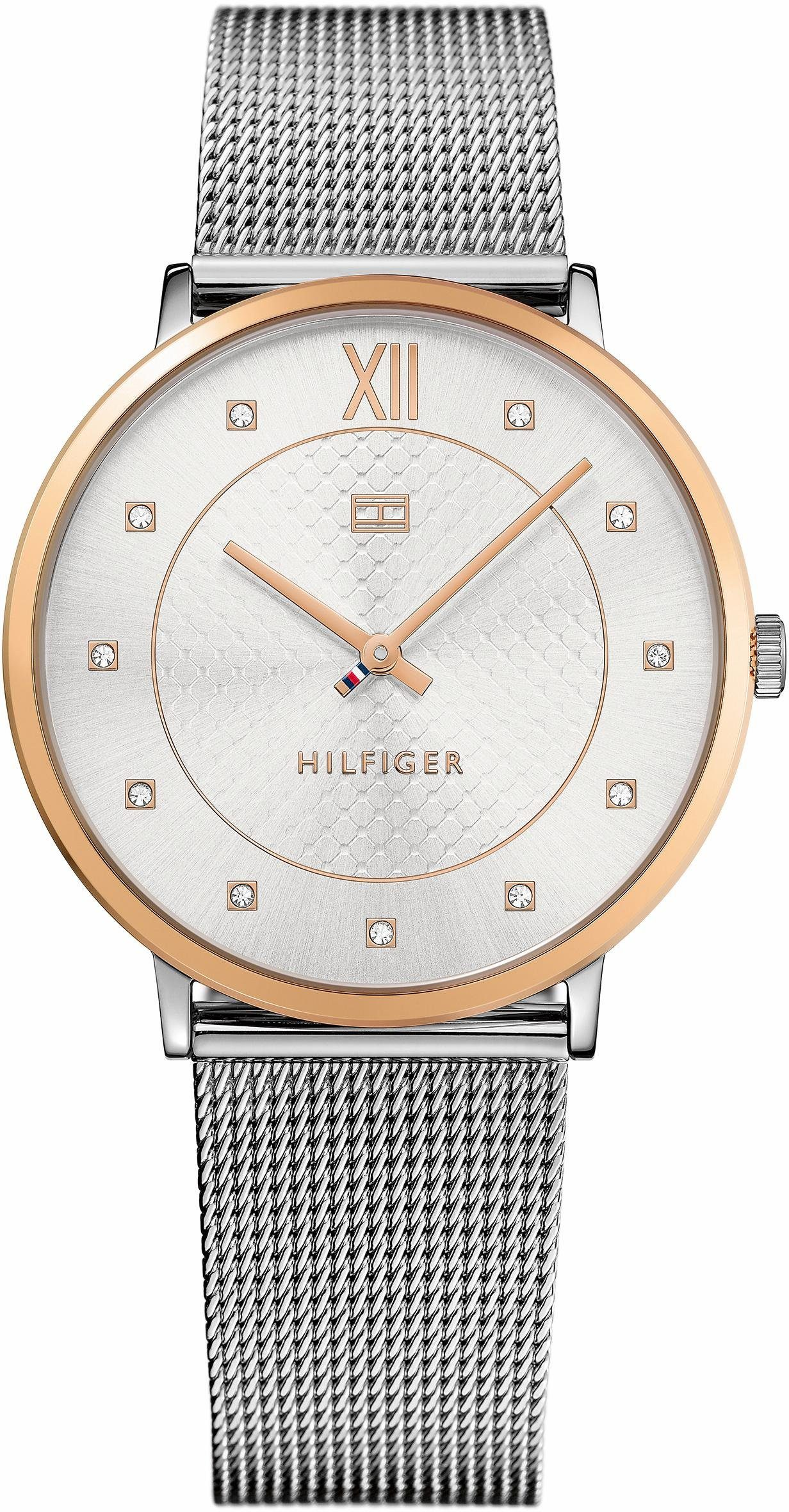 TOMMY HILFIGER Quarzuhr »Sophisticated Sport, 1781811«