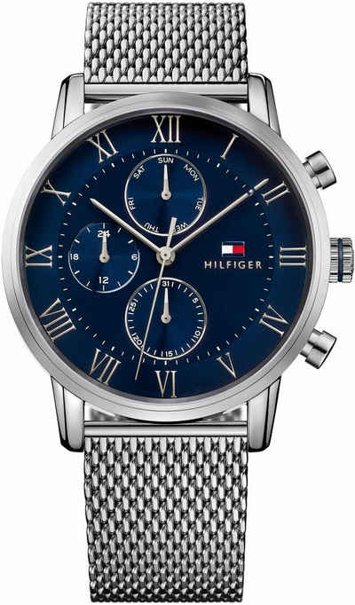 TOMMY HILFIGER Multifunktionsuhr »Sophisticated Sport, 1791398« 25a7e4f810