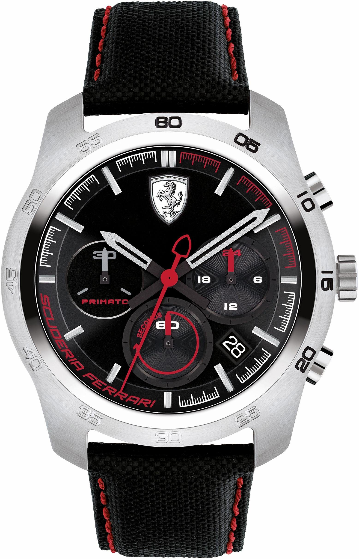 Scuderia Ferrari Chronograph »PRIMATO, 830444«