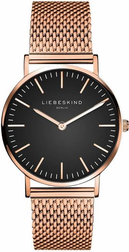 Liebeskind Berlin Quarzuhr »New Case, LT-0098-MQ«