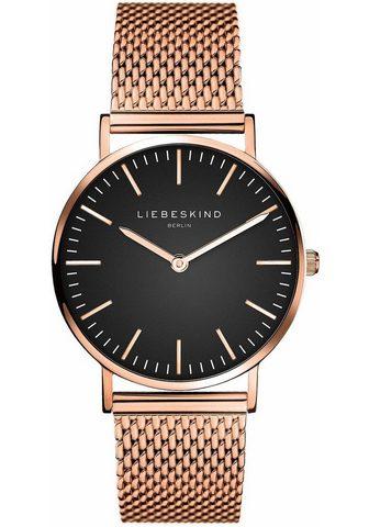 LIEBESKIND BERLIN Laikrodis »New Dėklas LT-0098-MQ«