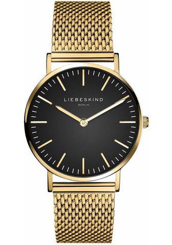 LIEBESKIND BERLIN Laikrodis »New Dėklas LT-0097-MQ«