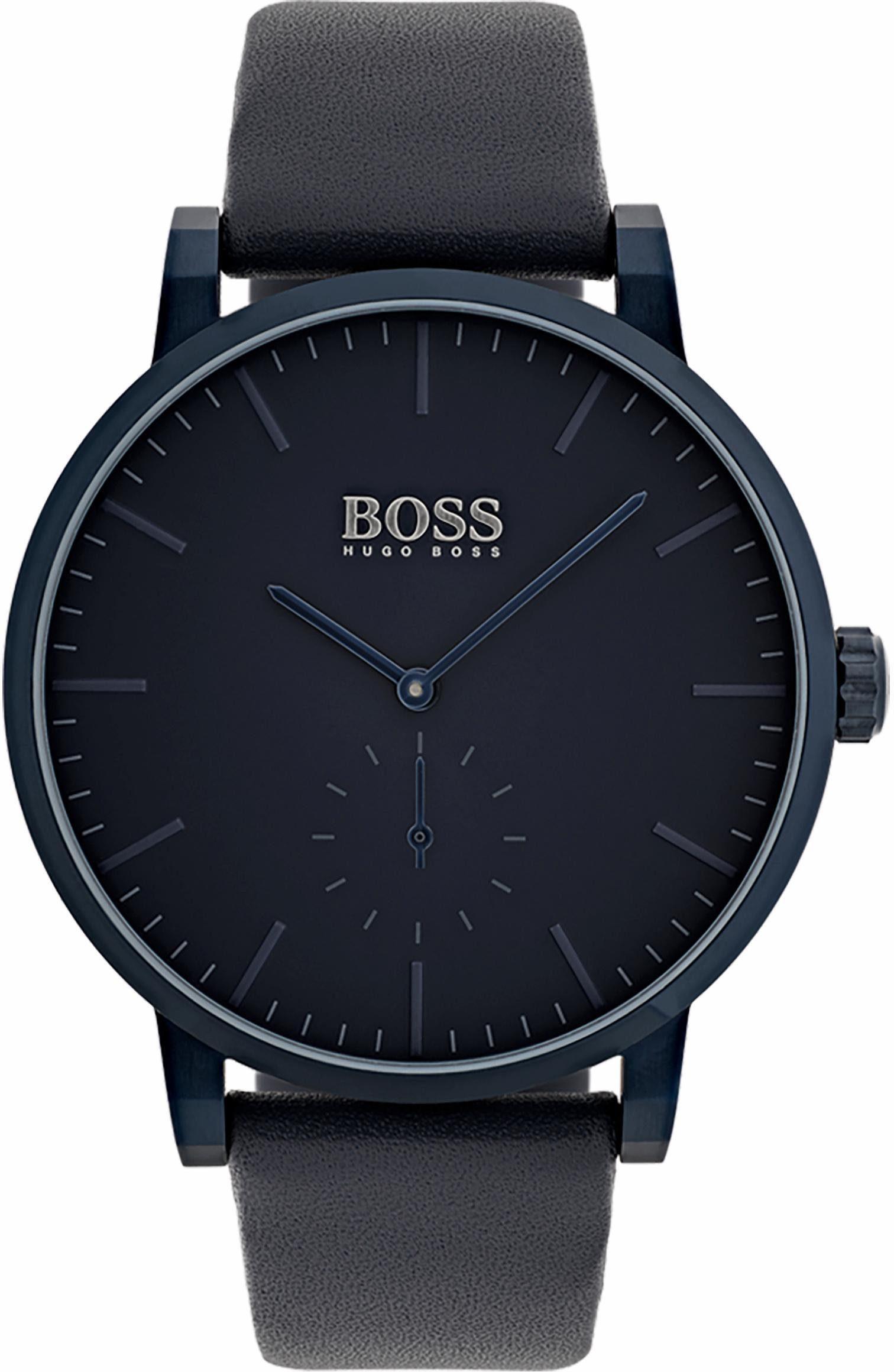 Boss Quarzuhr »ESSENCE, 1513502« mit kleiner Sekunde