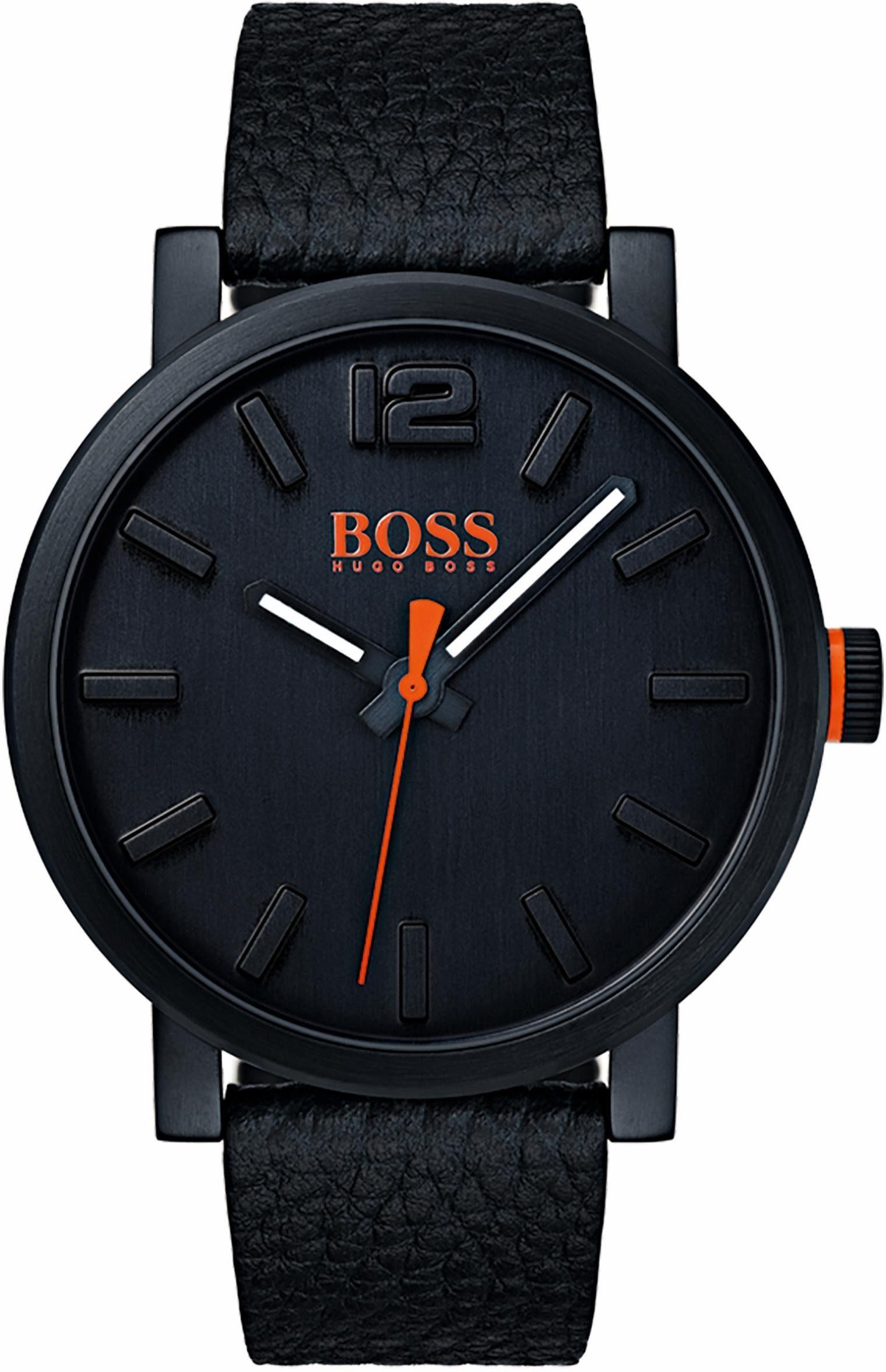 Boss Orange Quarzuhr »BILBAO, 1550038«