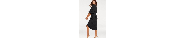 Erkunden Zu Verkaufen Calvin Klein Kimono mit Mesh-Einsätzen Freies Verschiffen Neue Billige Versorgung vjMjgb