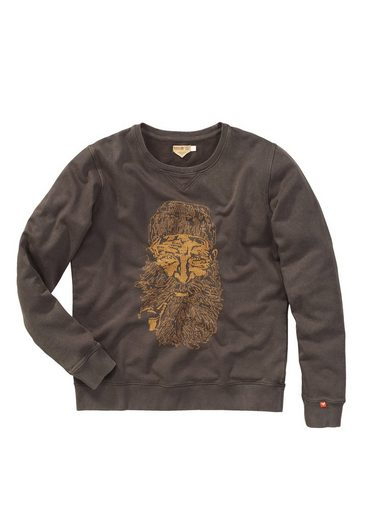 Sweat-shirt Nagano Avec Broderie Kadio