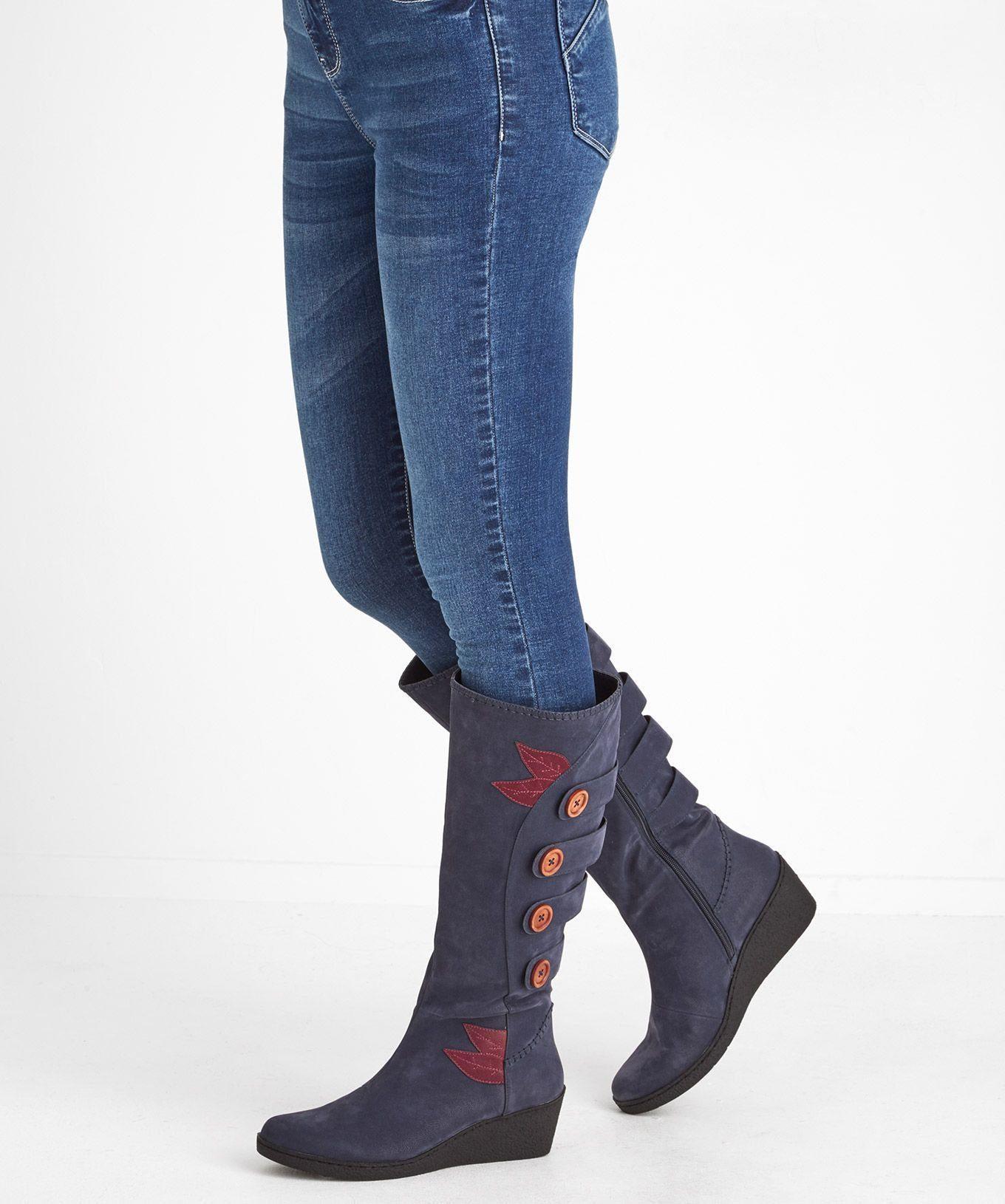 Joe Browns Stiefel online kaufen  blau