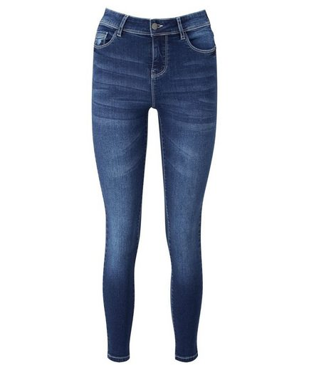Joe Browns Skinny-fit-Jeans Joe Browns Women's Super Skinny Stretch Jeans with Low Rise Waist