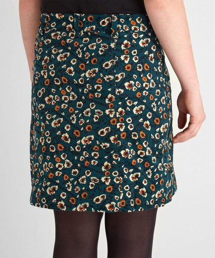 Joe Browns Minirock Joe Browns Womens Floral Cord Mini Pencil Skirt